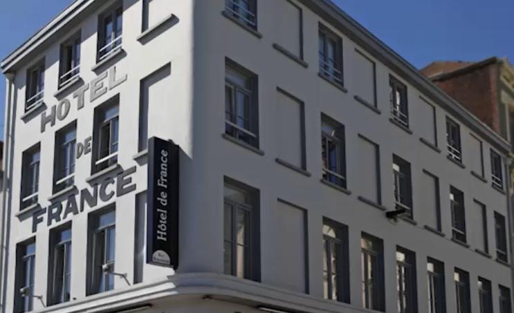 Hotel De Ville Roubaix Restaurant