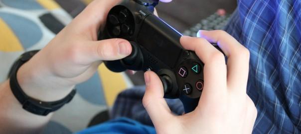 Les enfants et les jeux vidéo