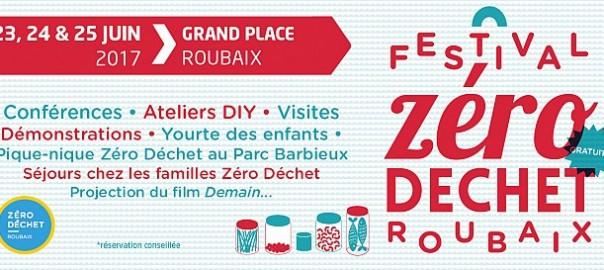 Festival Zero Dechet Roubaix